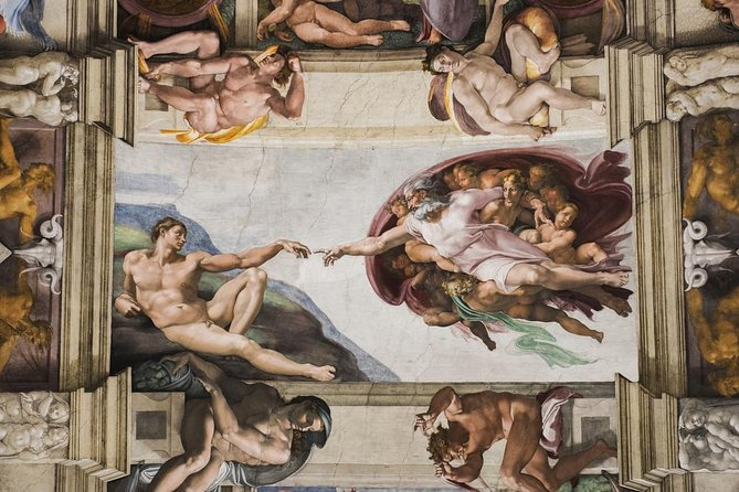 Vatican Museum Sistine Chapel and St. Peter's Basilica guided tour fast track