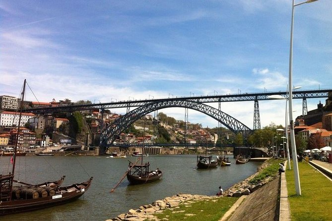 3-Hour Guided Walking Tour of Porto