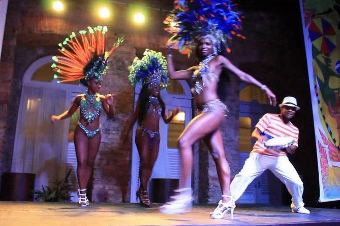 Authentic Samba Show in Rio de Janeiro with Dinner