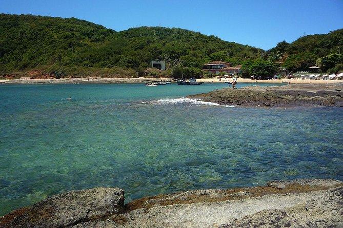 Brazilian Saint Tropez - Buzios Beach Full Day Tour