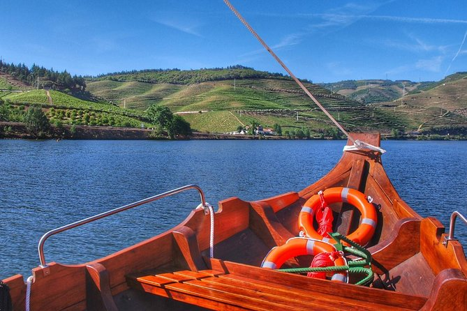 Douro Essential (half Day Private Tour, All Included)