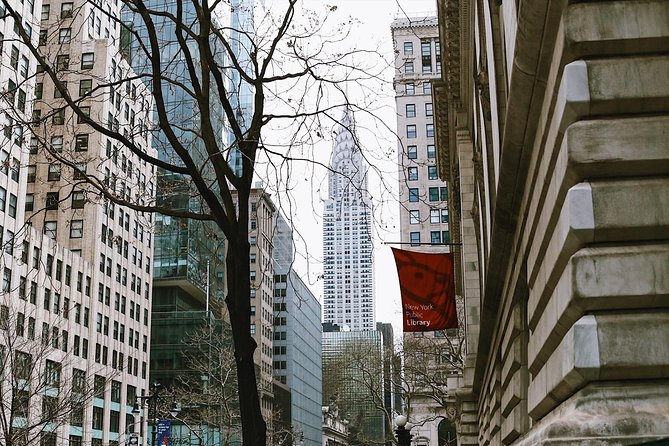 Midtown Manhattan History & Architecture Semi-Private Walking Tour: Max 8 People