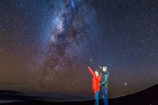 Stargazing near Mauna Kea