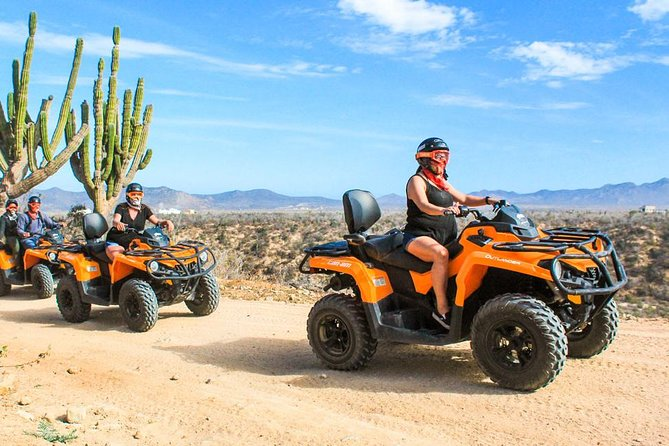 Cabo San Lucas - Beach and Desert 4x4 ATV Tour