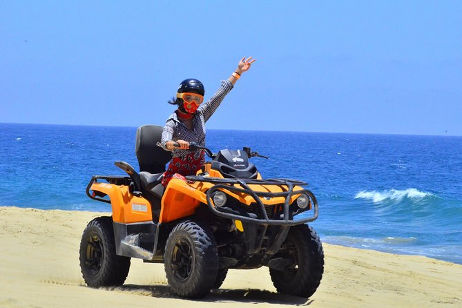 Candelaria Beach and Desert 4x4 ATV Tour