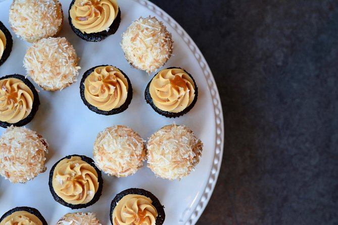 Saint Cupcake's tiny cupcakes