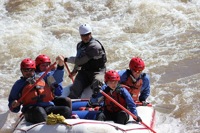 Arizona Rafting on the Salt River- Full Day Rafting Trip