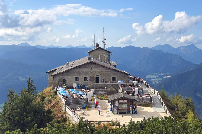 Private Eagle's Nest Tour from Innsbruck with tour end in Salzburg