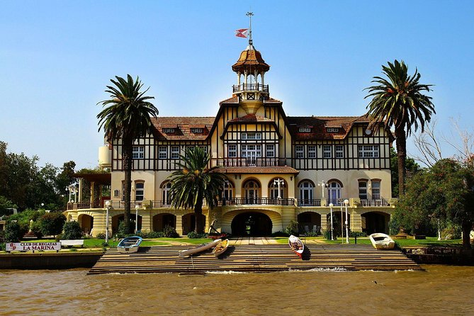 Sailing Delta tour and full-day Tigre city tour with lunch