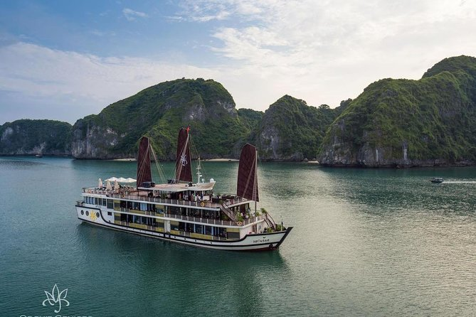 Halong Bay 2 Days with Orchid Cruise 5 Star