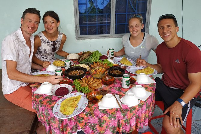 FULL Day - CAI RANG FLOATING MARKET, COOKING CLASS AND EXPLORE THE COUNTRYSIDE