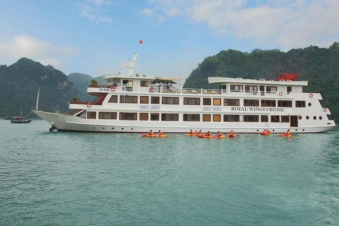 Halong Bay 2 Days with Royal Wings Cruise 5 Star photo 2