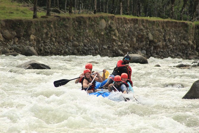 White-water Rafting 2-3 The Best Highlight
