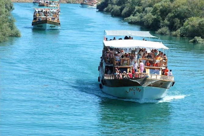 Manavgat River Cruise