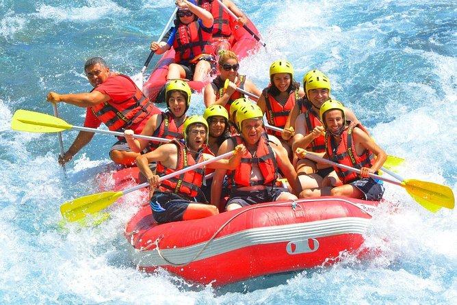 Rafting at Köprülü Canyon