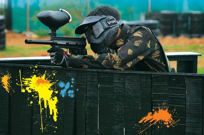 Paintball Experience in Limuru, Kenya