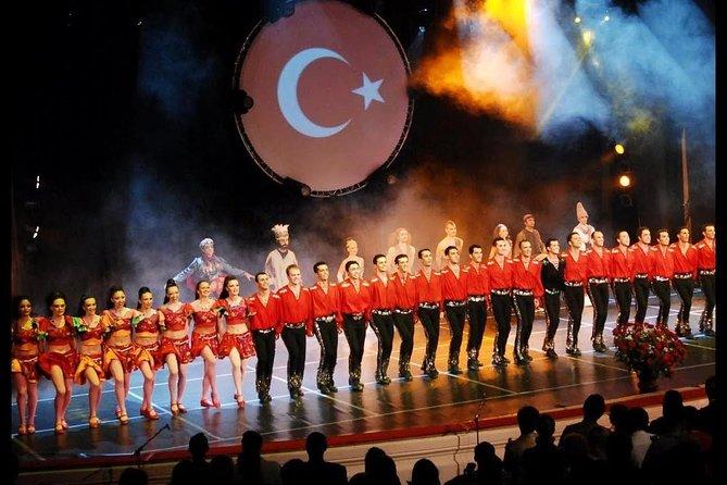 Fuego de Anatolia - El legendario espectáculo de danza turca