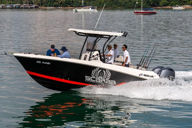 Private Day Charter - Wellcraft 242