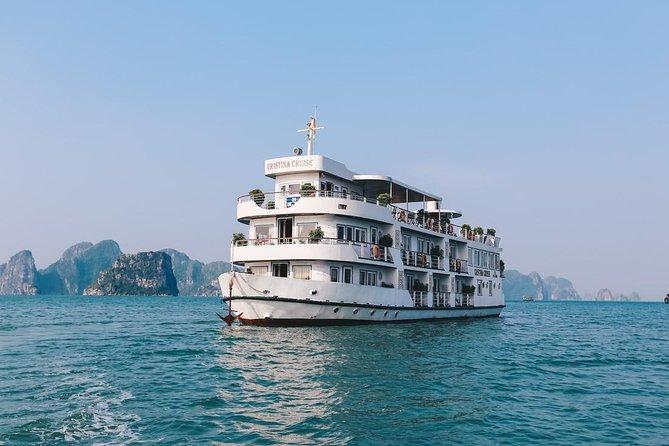 Halong Bay 2 Days with Cristina Diamond Cruise 4 Star