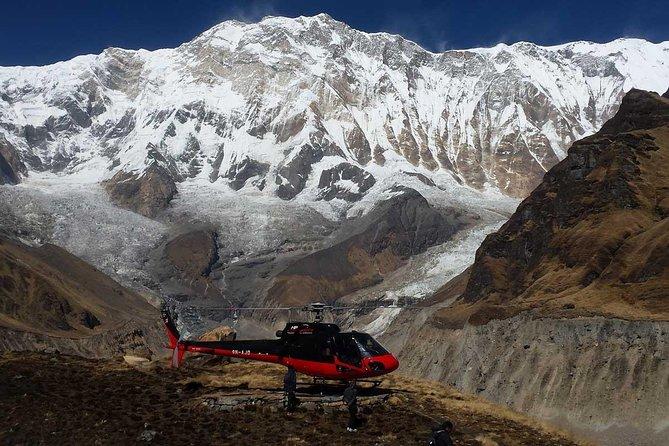 Annapurna Base Camp Heli Tour (on Group Sharing)