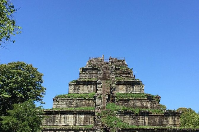 Private Day Tour to Koh Ker Off the Beaten Track