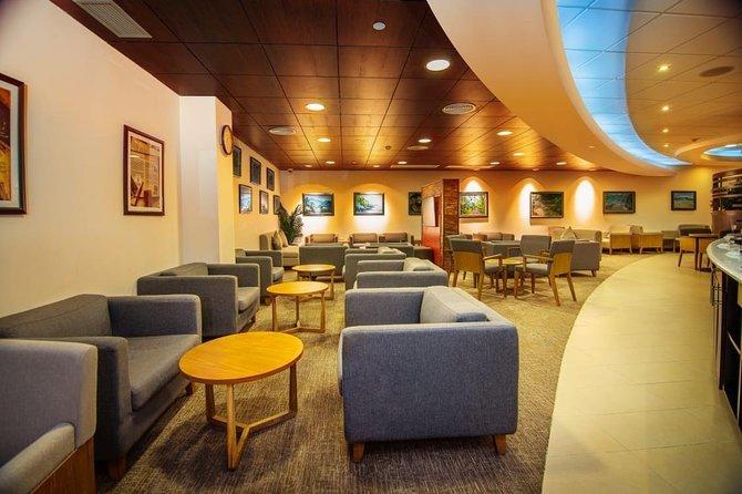Club Mobay Departure Lounge