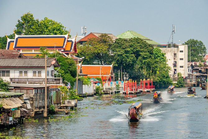 Early Bangkok Walking Tour - Thonburi & Bangkok Yai