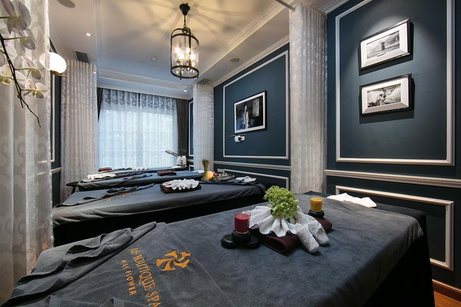 Therapy Package At Mf Boutique Spa