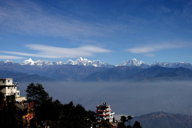 One Day Cultural Excursion with Beautiful Hike to Nagarkot