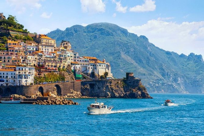 Daytrip to Pompeii, Positano and Amalfi from Rome photo 8