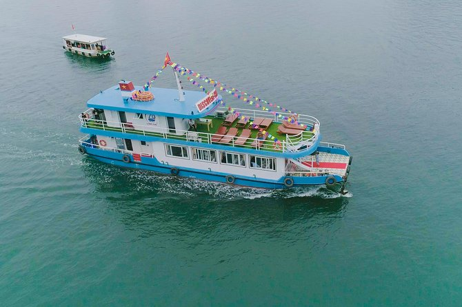 Halong Bay Luxury One Day with Discovery Cruise