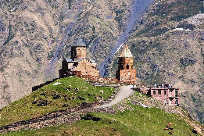 One Day Tour to Kazbegi