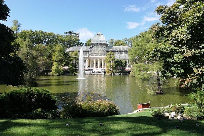 The secrets of Retiro Park