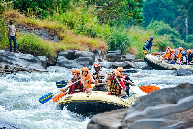 Whitewater Rafting in Kitulgala With Lunch from Colombo Harbour