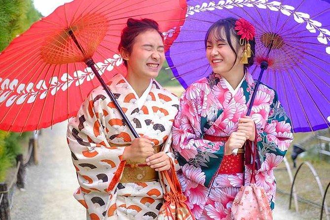 Private Professional Photoshoot in Gorgeous Ritsurin Garden In Kagawa