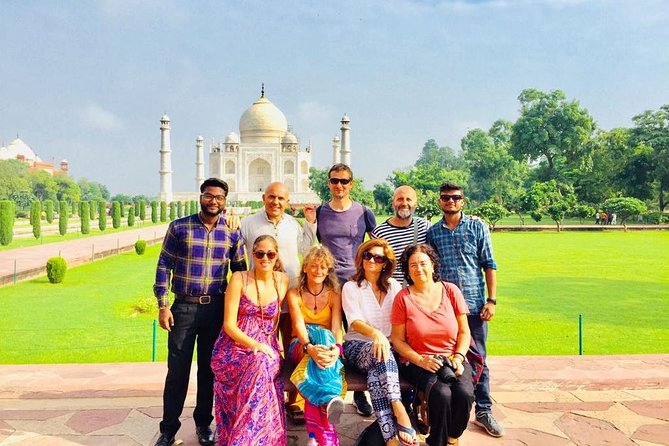 Taj Mahal Tour With Live Indian Music