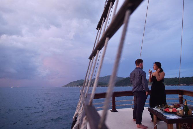 Afternoon Snorkeling Cruise with Sunset Dinner from Phuket photo 14