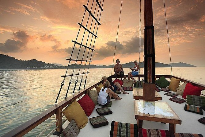 Afternoon Snorkeling Cruise with Sunset Dinner from Phuket photo 2