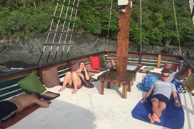 Afternoon Snorkeling Cruise with Sunset Dinner from Phuket photo 10