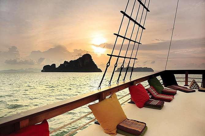 Afternoon Snorkeling Cruise with Sunset Dinner from Phuket photo 8