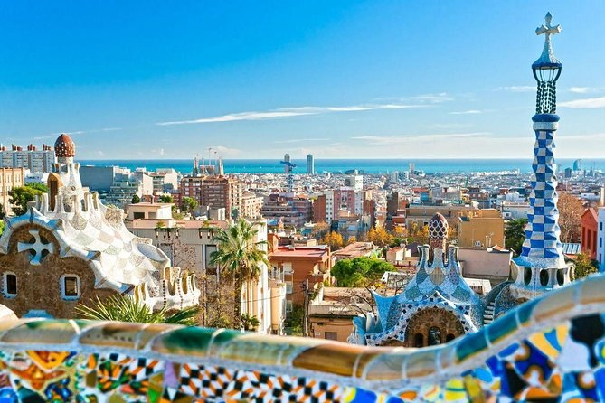 Private Barcelona Tour: Park Güell & Sagrada Familia with Hotel pick-up