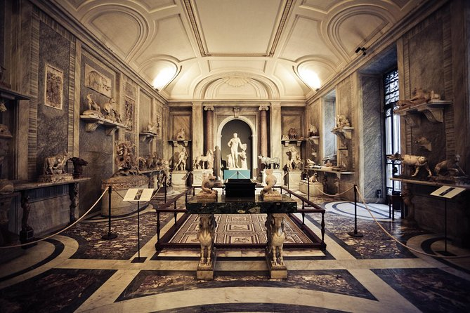 Early access to Vatican Museums before Morning Opening
