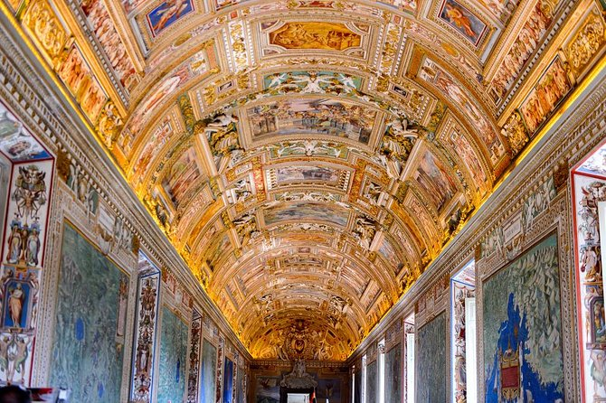 Vatican Museums and Sistine Chapel and St Peter's Basilica guided tour
