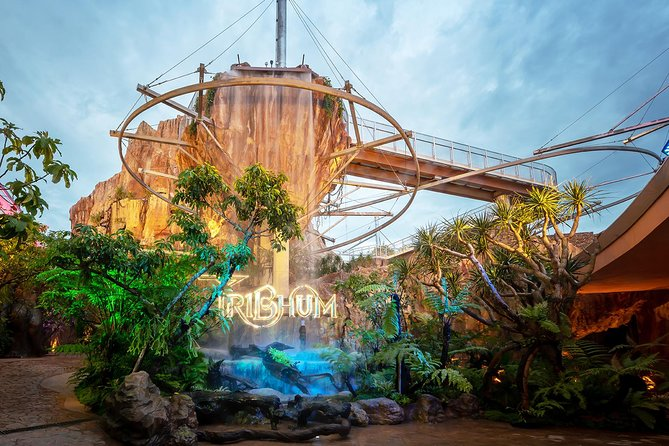 Skip the Line: Tribhum,The Mystical 3 Worlds 3D Walkthrough Adventure Ticket
