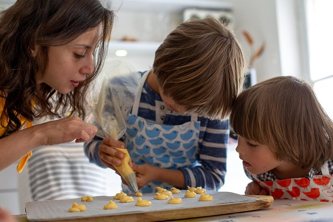 Kids in the Kitchen - Chouquettes