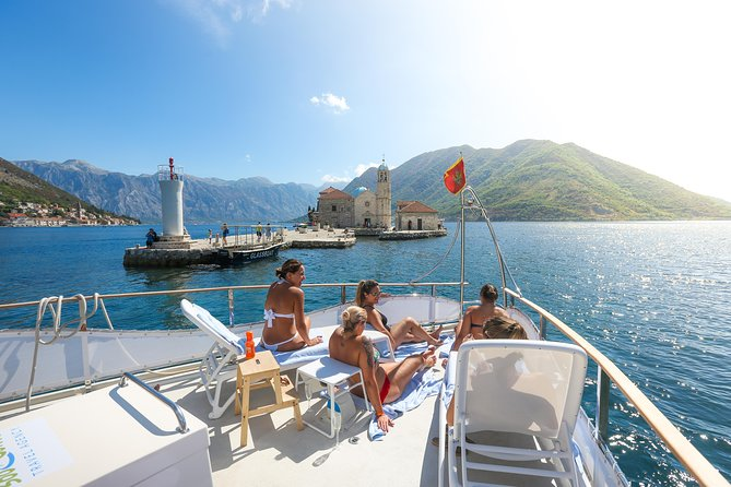 Kotor Cruise: Perast, Our Lady of The Rocks, Mamula, Blue Cave, Porto Montenegro