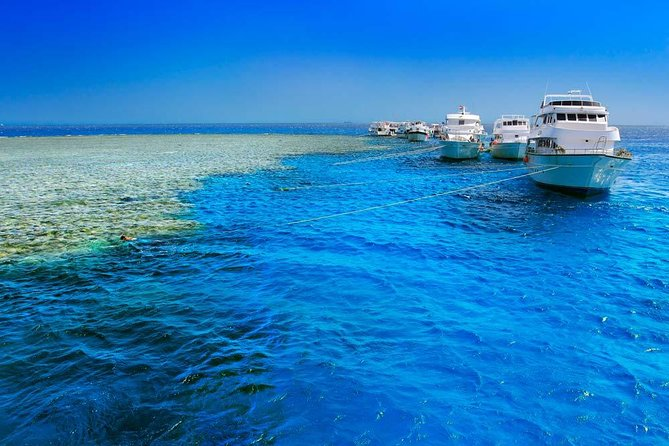 Snorkeling Trip to Giftun Island from Hurghada photo 1