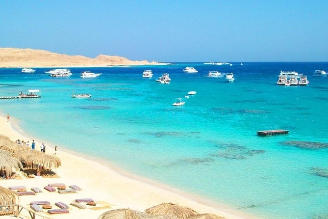 Snorkeling Tour in Hurghada