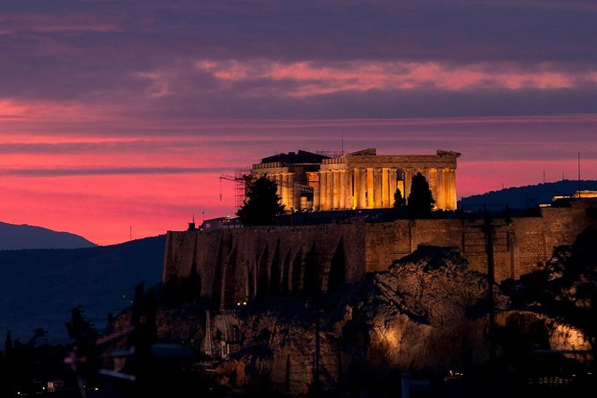The Magic of Acropolis
