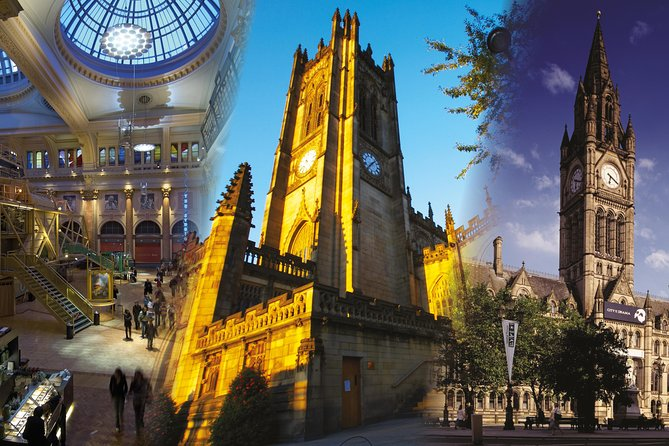 Discover Manchester Walking Tour